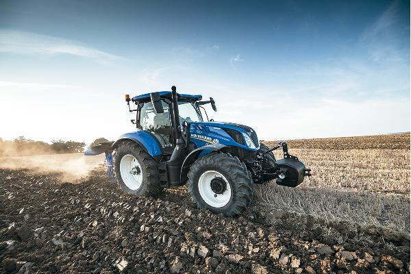 New Holland gana tres premios a la innovación AE50 de ASABE para 2020